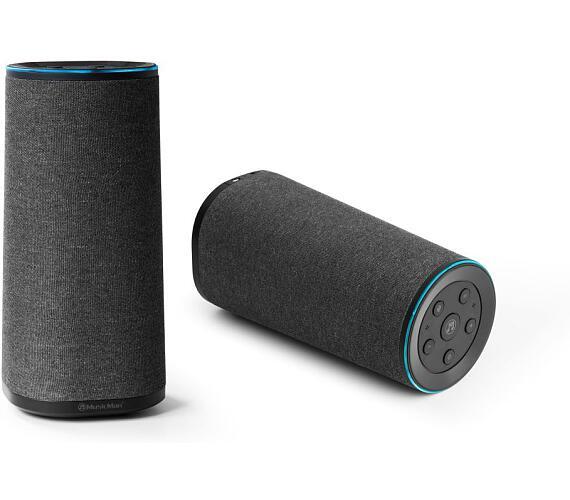 Technaxx přenosný Bluetooth reproduktor Multiroom MusicMan,hlasové ovládání