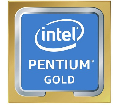 INTEL Pentium G5500 / Coffee Lake / LGA1151 / max. 3,8 GHz / 2C/4T / 4MB / 54W TDP / BOX