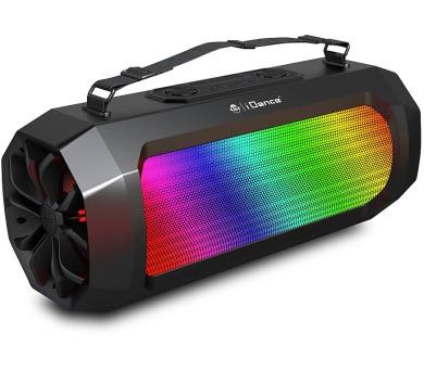 iDANCE CYCLONE 1000/ BT repro/ 100W/ LED/ USB/ MP3