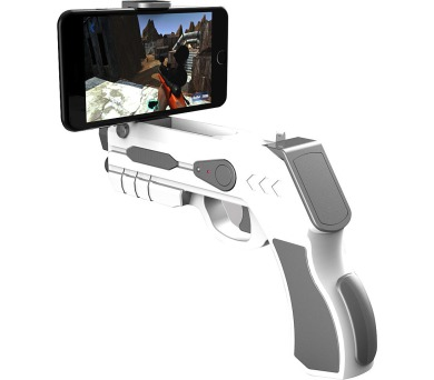 iDANCE GAMEGEAR AR GUN/ BT/ Android + iOS kompatibilní (ARG-2)