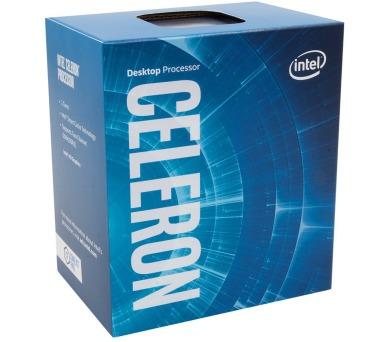INTEL Celeron G4920 / Coffee Lake / LGA1151 / max. 3,2 GHz / 2C/2T / 2MB / 54W TDP / BOX (BX80684G4920)