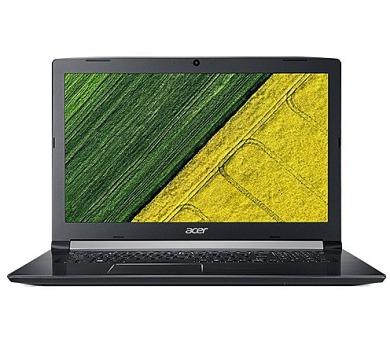 "Acer Aspire 5 - 17,3""/i5-8250U/2*4G/128SSD+1TB/MX150/DVD/W10Pro černý + 2 roky NBD (NX.H0GEC.002)"