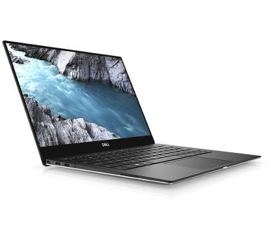 "DELL XPS 13 (9370) Touch/ i7-8550U/ 8GB/ 256GB SSD/ 13.3"" UHD dotykový/ FPR/ W10 Pro/ stříbrný/ 3YNBD on-site (9370-36782)"