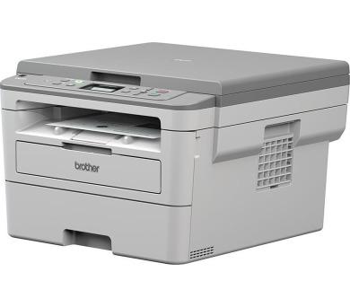 BROTHER laser DCP-B7520DW/ černobílá/ Tonerbenefit/ scan/ copy/ duplex / LAN / WiFi/ USB + 1TB ext. disk (DCPB7520DWYJ1)