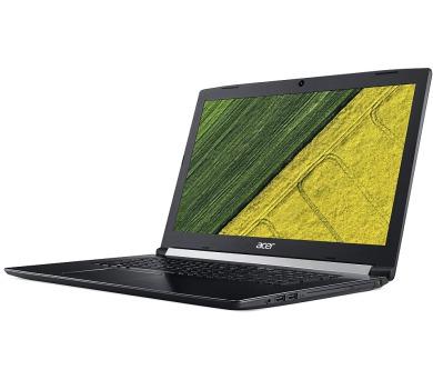 """ACER NTB Aspire 5 Pro (A517-51P-36E6) - i3-8130U,17.3""""FHD,4GB,1TB,DVD,HDcam,Wi-Fi,BT,W10P,black"""