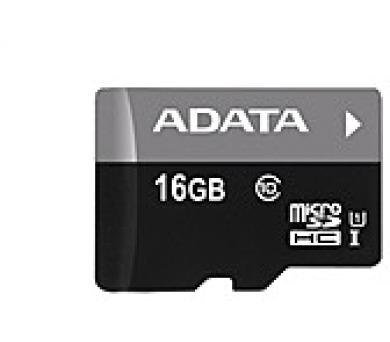 ADATA Micro SDHC karta 16GB UHS-I Class 10