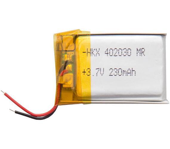 IMMAX baterie pro chytré hodinky SW5/ 3,7V/ 230mAh (05019B)