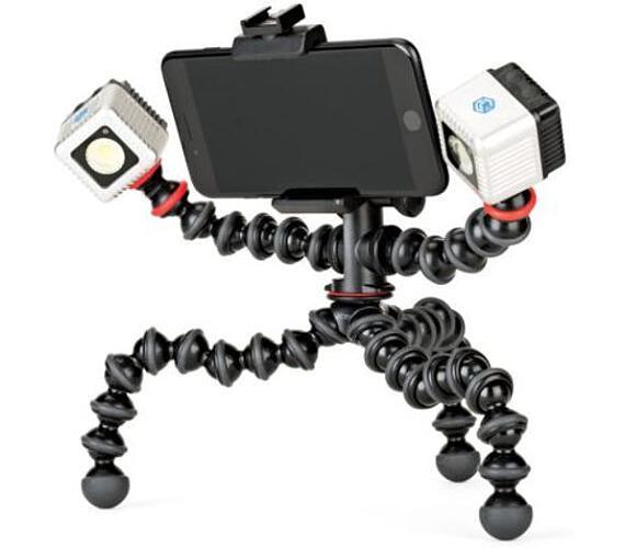 JOBY GorillaPod Mobile Rig - Black/Red/Grey (E61PJB01533)