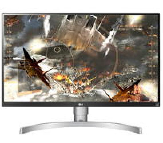 "LG 27UK650-W.AEU 27"" IPS 4K Ultra HD 3840x2160/16:9/350cdm/5ms/DisplayPort/HDMI"