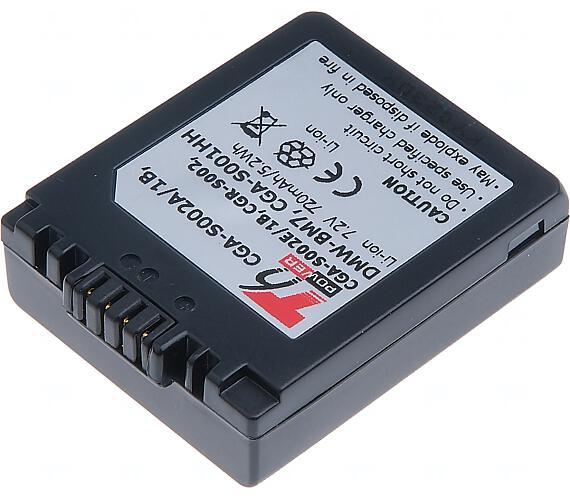 Baterie T6 power Panasonic DMW-BM7