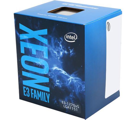 Intel Xeon E3-1270 v5 (3.6GHz