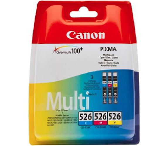 Canon CLI-526 C/M/Y