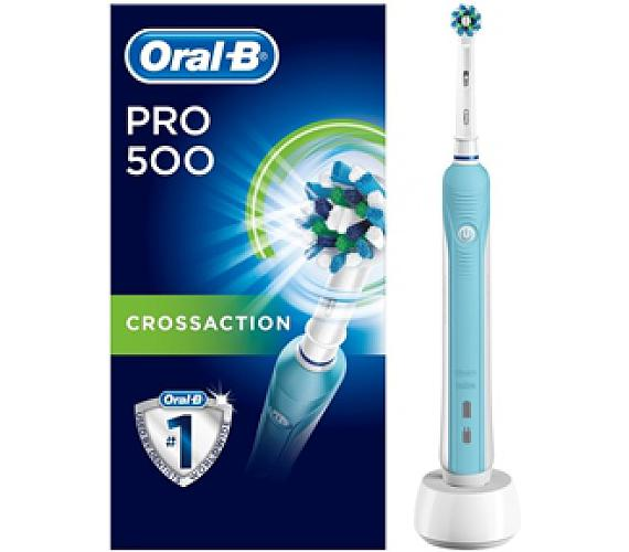 Oral-B Pro 500 + DOPRAVA ZDARMA