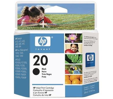Inkoustová náplň HP No. 20 + DOPRAVA ZDARMA