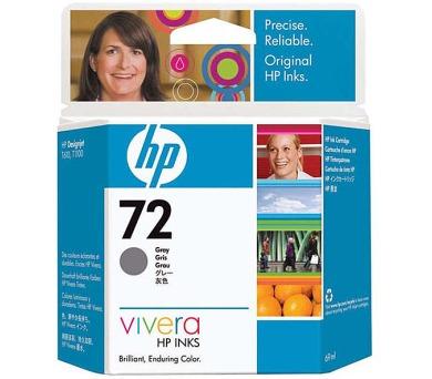 Inkoustová náplň HP No. 72 + DOPRAVA ZDARMA