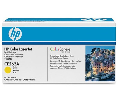 Toner HP CE262A + DOPRAVA ZDARMA