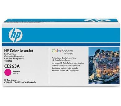 Toner HP CE263A + DOPRAVA ZDARMA
