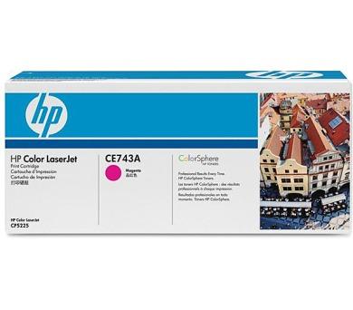 Toner HP CE743A