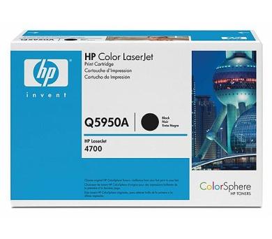 Toner HP Q5950A + DOPRAVA ZDARMA