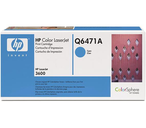 Toner HP Q6471A + DOPRAVA ZDARMA