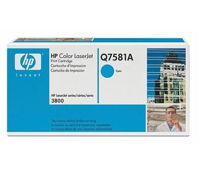 Toner HP Q7581A + DOPRAVA ZDARMA