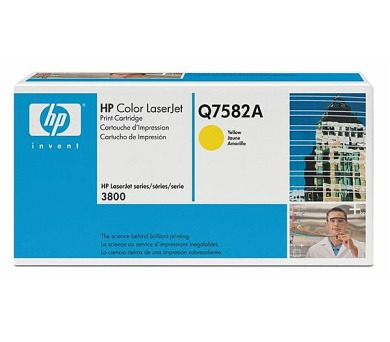 Toner HP Q7582A + DOPRAVA ZDARMA