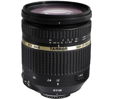 Tamron SP AF 17-50mm F/2.8 XR Di-II VC LD Asp. (IF) pro Canon + DOPRAVA ZDARMA