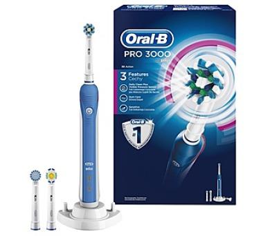 Oral-B PRO 3000 + DOPRAVA ZDARMA