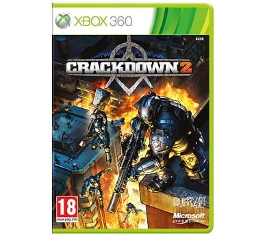 Microsoft Xbox 360 Crackdown 2