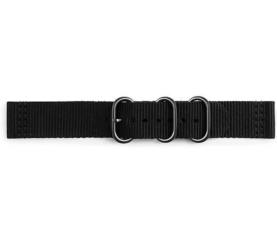 Samsung Silikonový řemínek Braloba pro Gear Sport Black (GP-R600BREECAA) + DOPRAVA ZDARMA