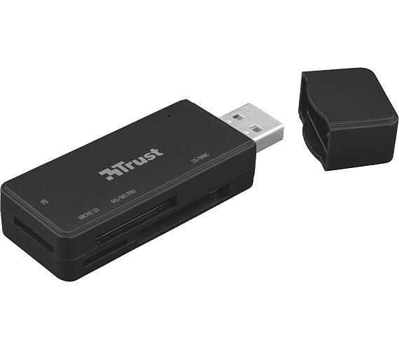 TRUST Nanga USB 3.1 Cardreader + DOPRAVA ZDARMA