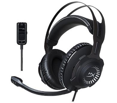 HyperX Cloud Revolver - herní headset kovový (HX-HSCR-GM) + DOPRAVA ZDARMA