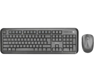 TRUST Nova Wireless Keyboard and Mouse (22841)