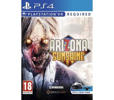PS4 VR - Arizona Sunshine (PS719975564)