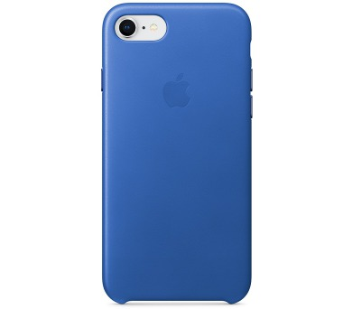 iPhone 8 / 7 Leather Case - Electric Blue (MRG52ZM/A)