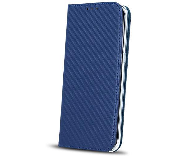 Smart Carbon pouzdro Huawei P Smart Navy Blue