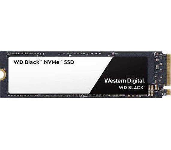 SSD 500GB WD Black NVMe M.2 PCIe Gen3 x4 2280 (WDS500G2X0C)