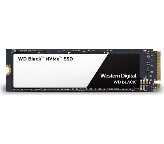 SSD 1TB WD Black NVMe M.2 PCIe Gen3 x4 2280 (WDS100T2X0C) + DOPRAVA ZDARMA