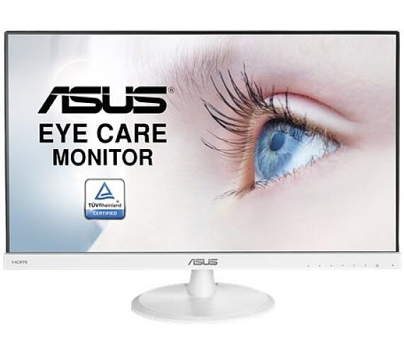 Asus VC239HE-W - bílý - Full HD,16:9,HDMI (90LM01E2-B03470)