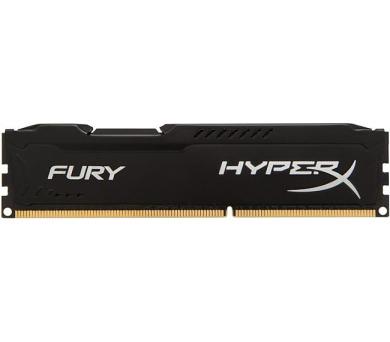 8GB 3200MHz DDR4 CL18 1Rx8 HyperX FURY Black (HX432C18FB2/8)