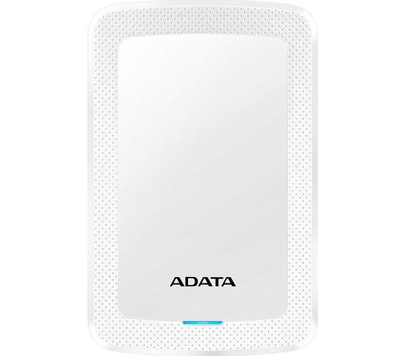 """ADATA HV300 1TB HDD / externí / 2,5"""" / USB3.1 / bílý"""