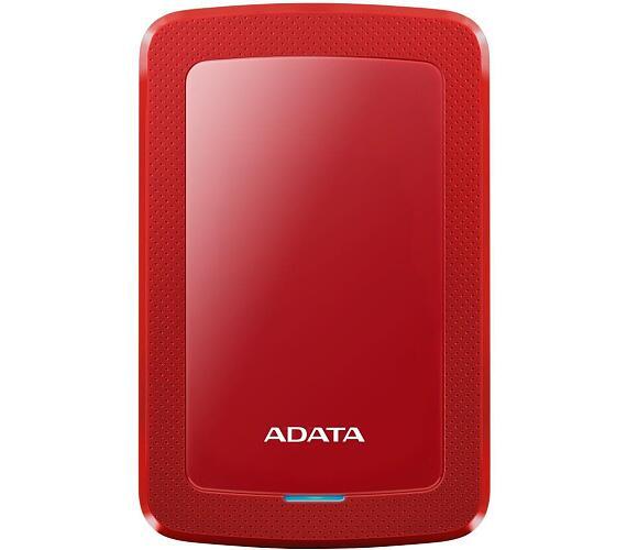 """ADATA HV300 1TB HDD / externí / 2,5"""" / USB3.1 / červený"""