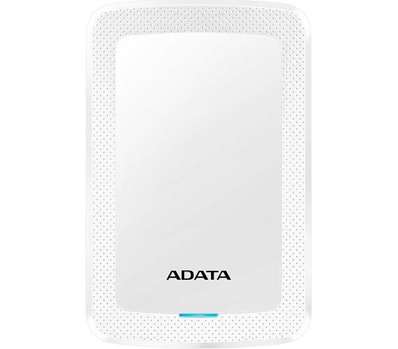 """ADATA HV300 2TB HDD / externí / 2,5"""" / USB3.1 / bílý"""