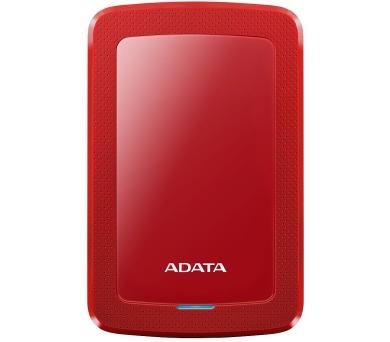 """ADATA HV300 4TB HDD / externí / 2,5"""" / USB3.1 / červený"""