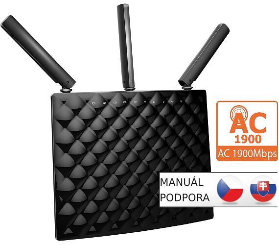 Tenda AC15 WiFi AC Router 1900Mb/s