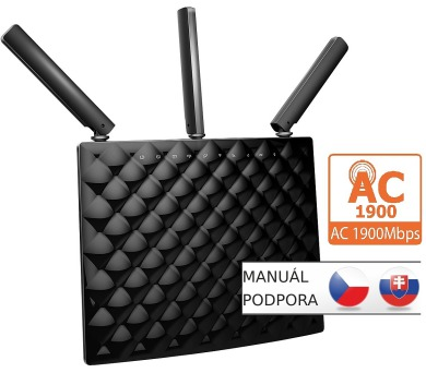 Tenda AC15 Wireless AC Router 1900Mb/s