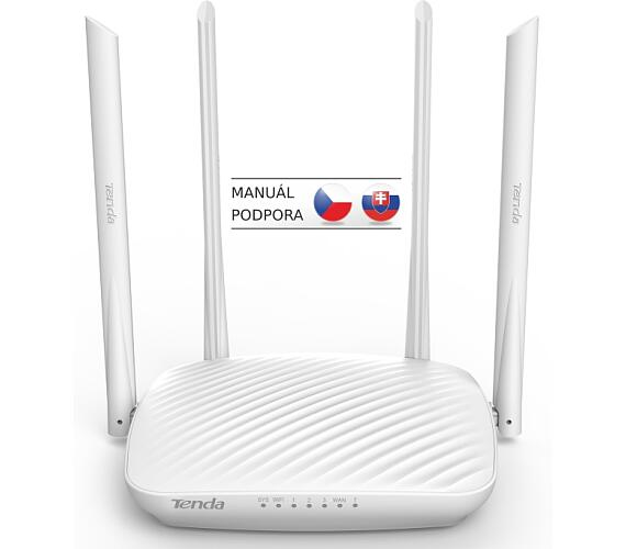 Tenda F9 Wireless-N Router 600Mb/s