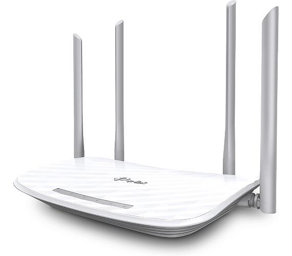 TP-Link Archer C5 AC1200 WiFi DualB Gbit Router,1x USB + DOPRAVA ZDARMA
