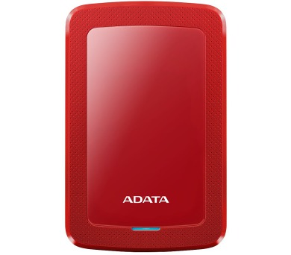 """ADATA HV300 2TB HDD / externí / 2,5"""" / USB3.1 / červený"""
