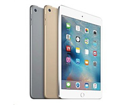 Apple iPad mini 4 Wi-Fi 128GB Silver / otevřeno